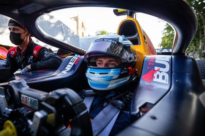 レッドブル育成のビップス、F1フランスGPでシミュレーター作業を担当。リザーブのアルボンはDTM開幕戦へ