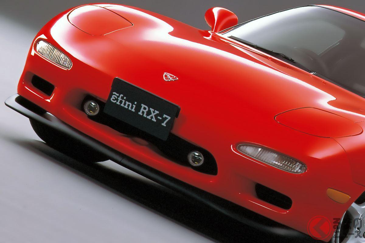 ロータリーエンジン復活は秒読み!? 美しいロータリーエンジン車3選