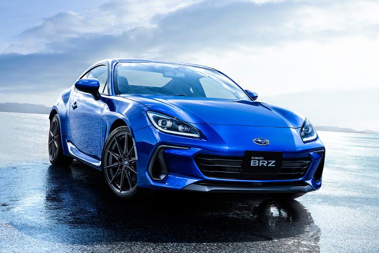 新しい2.4ℓ水平対向エンジンを搭載!誰もが愉しめる究極のFRピュアスポーツカーへと進化したスバルの新型「BRZ」