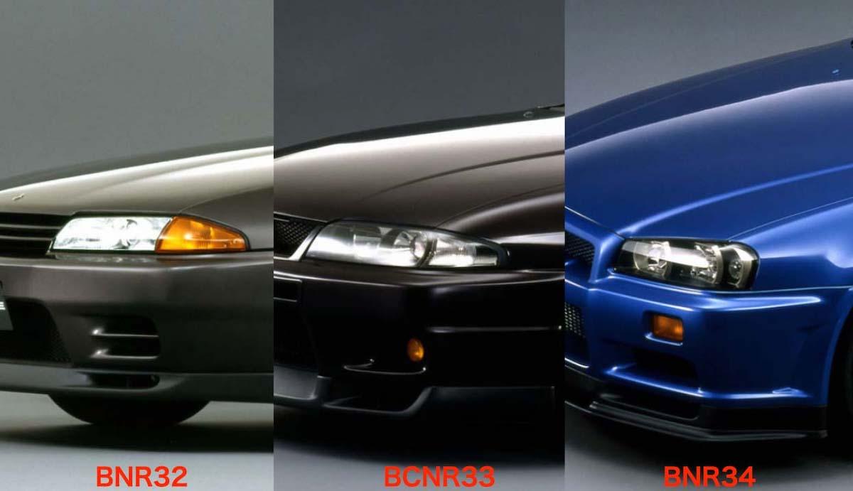 R33スカイラインGT-Rだけ型式に「C」が入る理由とは? その真相に迫る