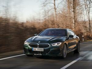 新型BMWアルピナ B8グランクーペ登場、日本でも予約注文受付開始