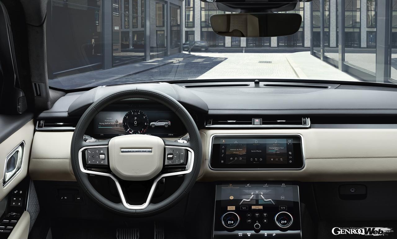 レンジローバー ヴェラール、2021年モデルの受注開始。限定グレード「ヴェラール エディション」も追加