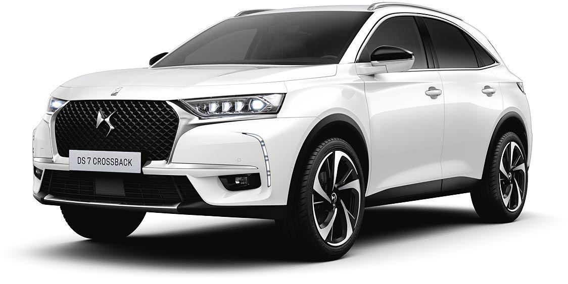 PSAジャパン、「DS7クロスバック」に特別仕様車「グランシック ブルーHDi アルザン」を設定