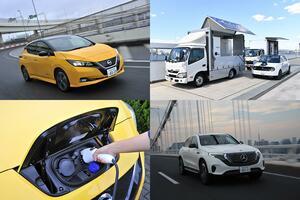 海外はスポーツカーに大型SUVまで「EV」化! 日本の「電気自動車」は「街乗り用」という認識は間違い?