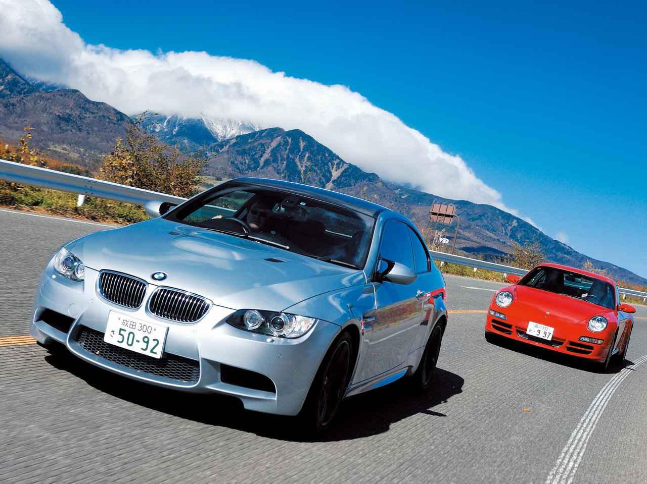 【ヒットの法則391】BMW M3クーぺはポルシェ911とは異なる方向性のピュアスポーツカーだ!