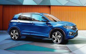 VWジャパン、「Tクロス」に上級グレード「Rライン」追加 専用デザイン採用