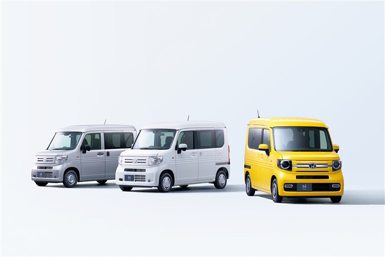 ホンダ N-VAN 6速MT車も設定するNシリーズ唯一の軽商用車
