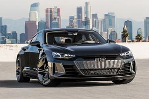 アウディの電動化計画と電気駆動のGTカー「e-tron GT」(イートロン)