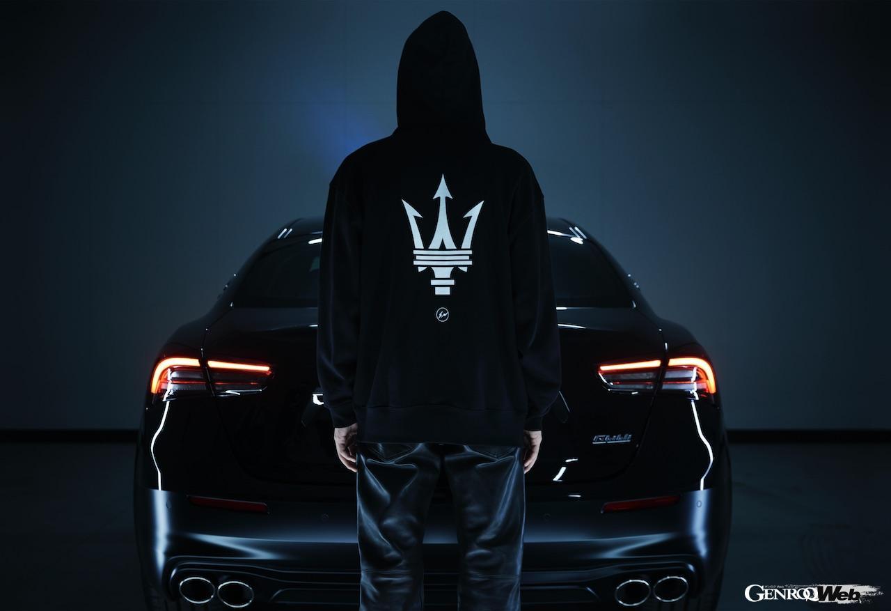 マセラティと藤原ヒロシがコラボ、「Maserati meets Fragment Pop-up Store」が東京・表参道に期間限定でオープン