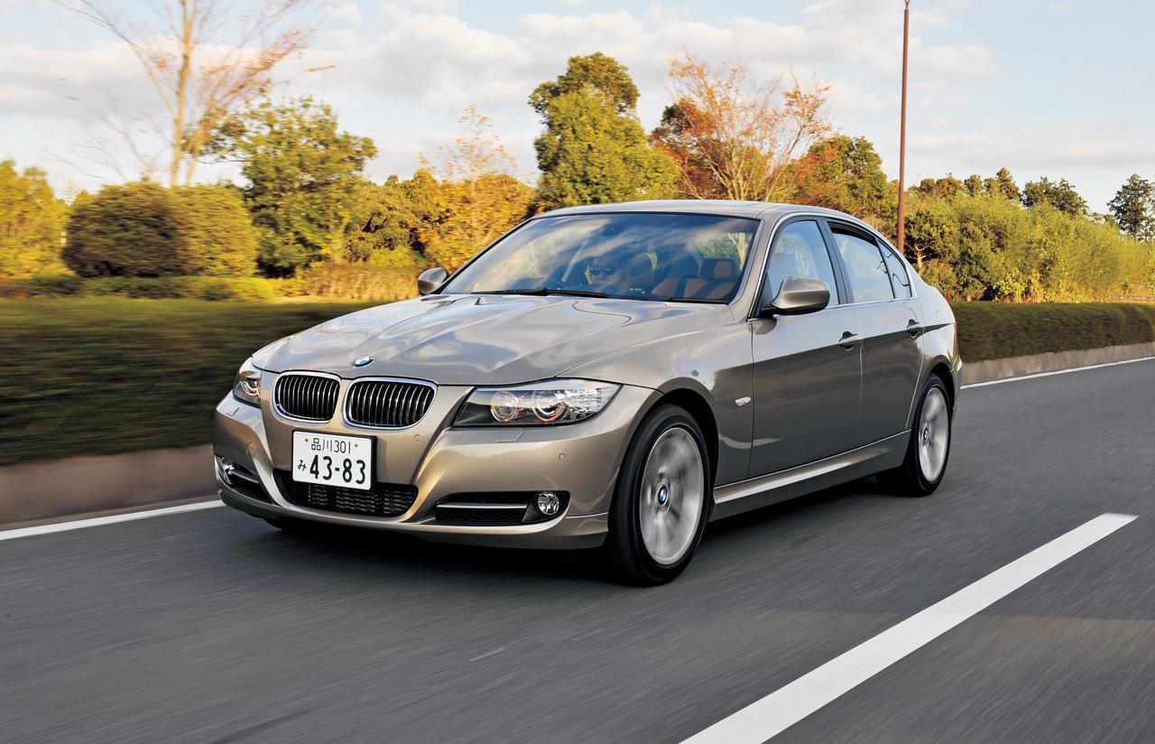 【試乗】BMW 3シリーズのE90/後期型には、日本の道を走って作り込まれた機能があった【10年ひと昔の新車】