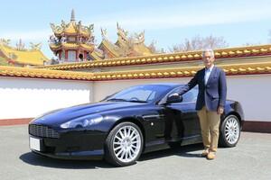 57年前に憧れたボンドカーを現実に!「2006年式アストンマーティンDB9」オーナー、村上延正さん(72才)