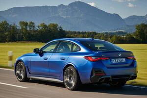 【Mを冠する純EVサルーン】BMW i4 M50へ試乗 総合543psの四輪駆動 後編