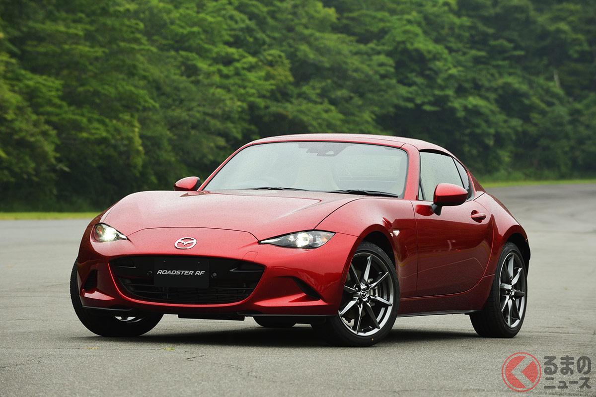マツダ、電動化「ロードスター」も投入! まずは2022年から3年で新型電動車13車種を導入へ