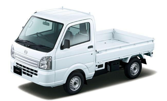 マツダの軽トラックが一部改良を実施して機能装備を充実化