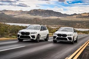 """【海外試乗】「BMW X5M/X6M」コンポーネントは共通でも似て非なるSUVの""""M"""""""