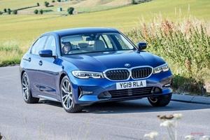 初試乗 新型 BMW 318d 光る素質の高さ 比べるとわかる320d Mスポの良さ