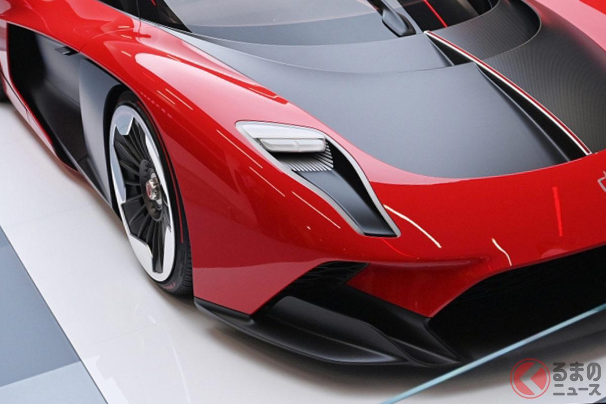1400馬力超えの「紅旗S9」爆誕! 価格は億超えもある? 最高時速400キロ以上のハイパーカーとは
