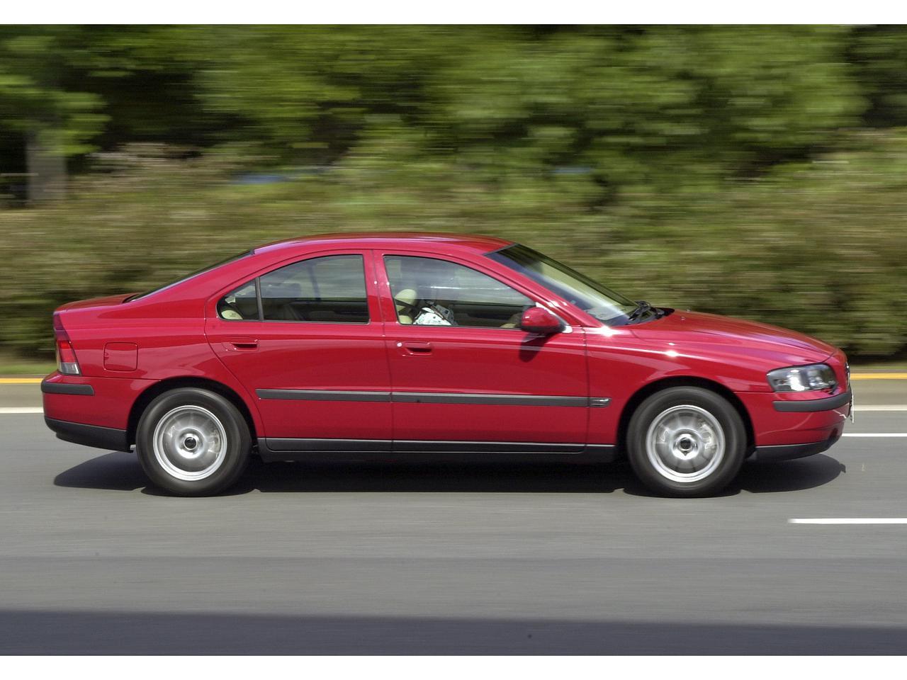 【懐かしの輸入車 65】ボルボ S60はベーシックグレードでも十分なパフォーマンスを発揮した