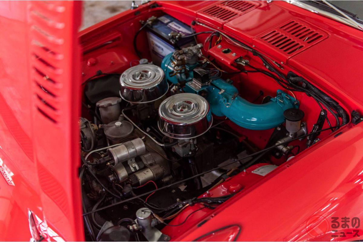 まさか!トヨタ「ヨタハチ」が1200万円超え!? 水平対向エンジン搭載の激レアモデルとは