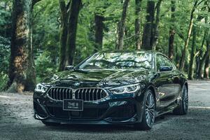 日独の伝統が融合! BMW8シリーズグランクーペ限定車「京都エディション」発売