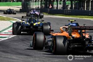 F1イタリアGP決勝戦略予測:高速モンツァは1ストップで走り切る? 注目はルノーのレースペース