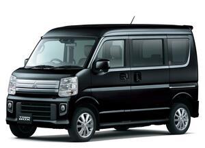 三菱のワンボックス軽自動車「タウンボックス」が一部改良、ADASと利便性を強化。ミニキャブバンも改良