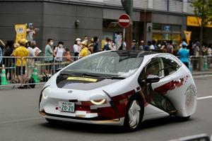 「市販前のEV」も大活躍! 東京2020オリンピックを駆け抜けた「はたらくトヨタ車」