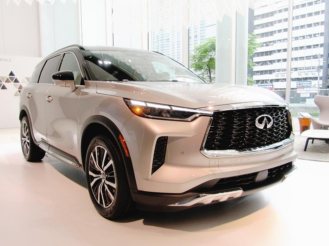 日産、インフィニティの主力モデル「QX60」をフルモデルチェンジ 北米は今秋、中国は2022年初頭に市場投入