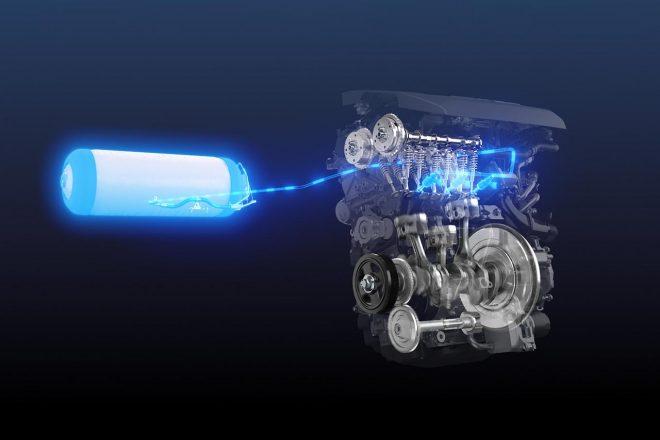 トヨタ、水素エンジン搭載のカローラ・スポーツをORC ROOKIE RacingとともにS耐に投入!