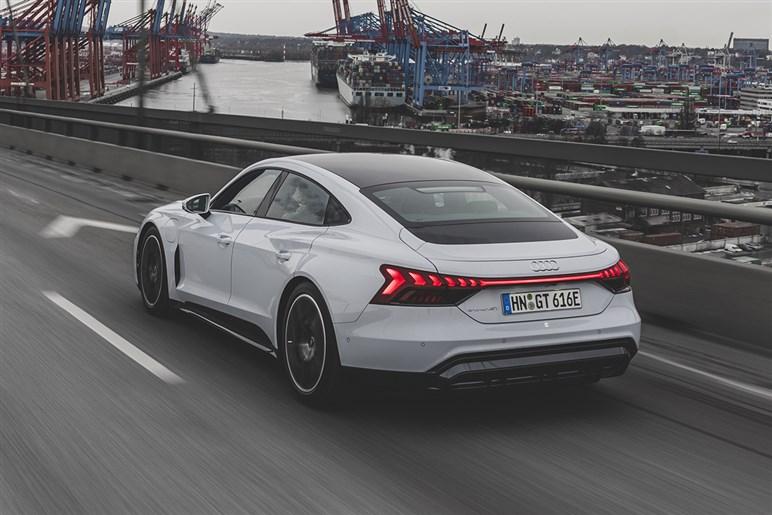 日本発表直前の「e-tron GT」に一足先に試乗した。アウディの考える電気自動車スポーツカーの出来栄えとは?