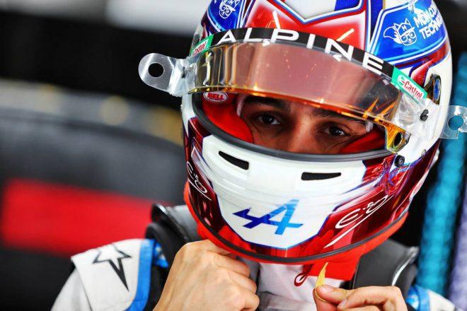 オコン「全体的に期待外れな週末。何かが欠けているし、見直すべきことがある」:アルピーヌ F1第7戦決勝