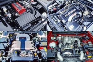 「名車」専用に開発された「贅沢エンジン」! 誰もが認めるニッポンの歴史的「名機」5選