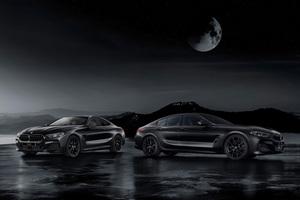 迫力満点!BMWの最上級クーペ「8シリーズ」に漆黒で統一された限定モデルFrozen Black Editionが登場