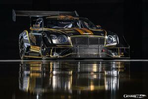 ベントレー、再生燃料を採用した「コンチネンタル GT3 パイクスピーク」で3度目のパイクス挑戦を発表!【動画】