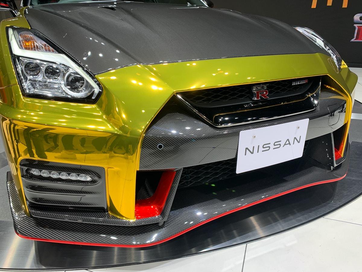 金ピカGT-Rが出現! 2022年モデル先行公開。トミカ ハッピーセットにもラインアップ