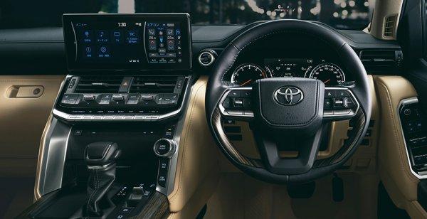 ついに! ついに!! 正式発表!!! 新型ランクル300 最強SUVがV6ツインターボで14年ぶり刷新