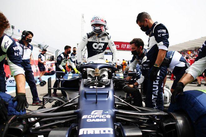 ガスリー6戦連続入賞「4番目の速さを持ったマシンだったことを喜びたい」アルファタウリ・ホンダ/F1第7戦
