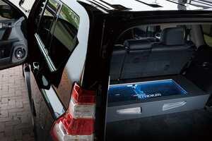 スピーカーやデッドニングなどがパッケージになったスターターセットも|150プラド オーディオ カスタム
