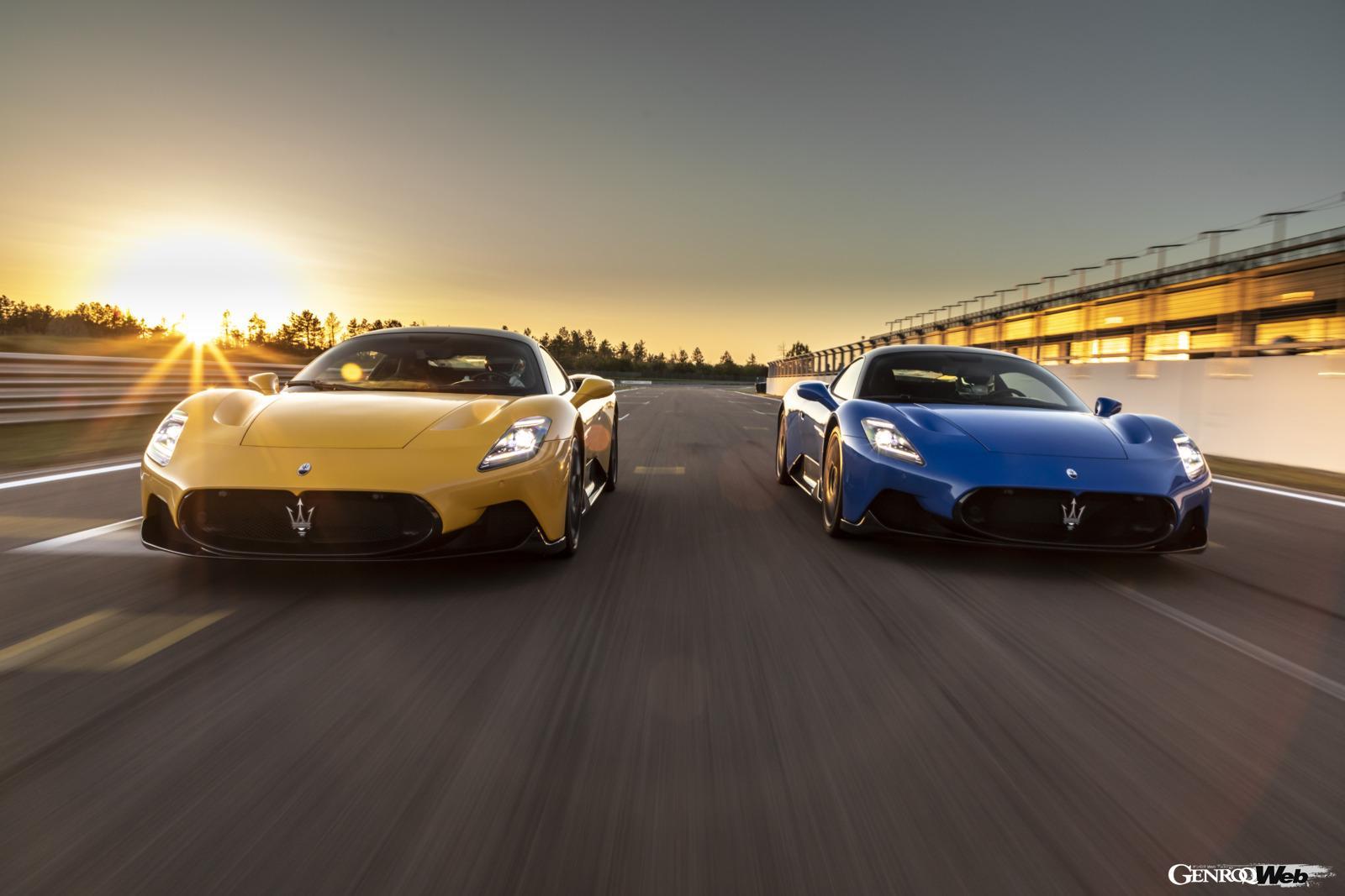 マセラティ MC20に最速試乗! 最新イタリアンスーパーカーのハイレベルな完成度に渡辺慎太郎も脱帽