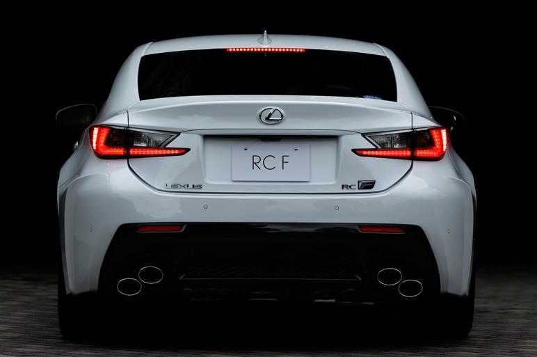 レクサスRC/RC F発表、待望のリアルスポーツ