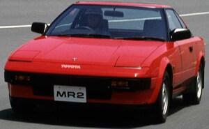 不世出のスポーツカー、トヨタ MR2・MR-Sの系譜