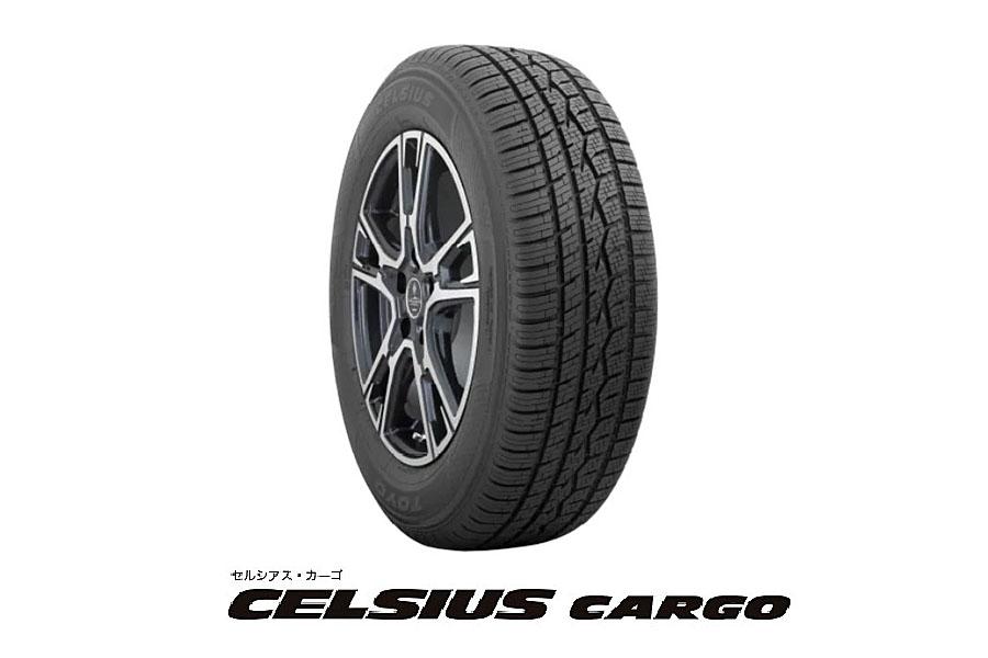 東洋タイヤ ビジネスバン専用オールシーズンタイヤ「CELSIUS CARGO」を発売