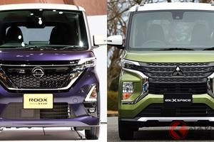 日産新型「ルークス」はミニバン並みの充実装備!? 三菱新型軽と比較