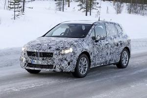【スクープ】FF系BMWの始祖、「2シリーズ・アクティブツアラー」の次期型はこうなる!