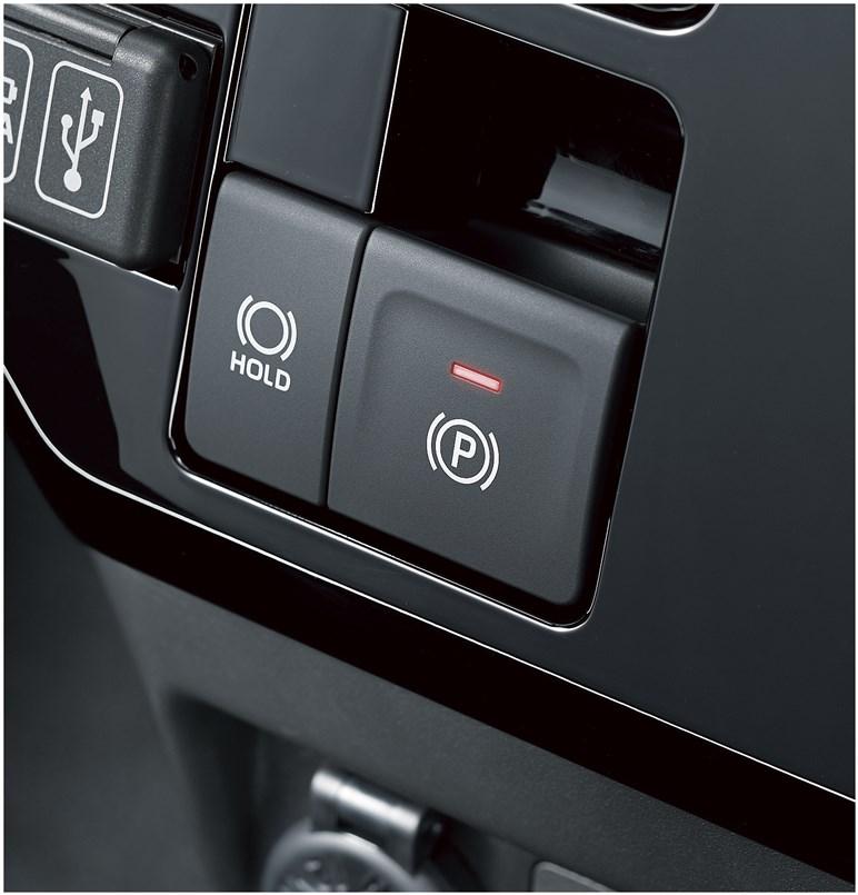 ダイハツ「トール」マイナーチェンジ。全車速ACCや電動パーキングブレーキなど設定