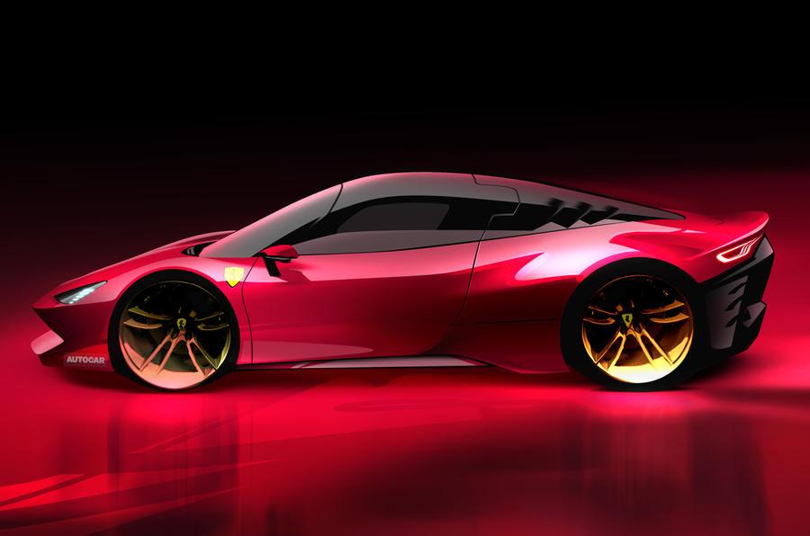 【ミドシップのV6エンジン搭載】フェラーリ 最新ハイブリッドカー「F171」開発中 2022年発売か