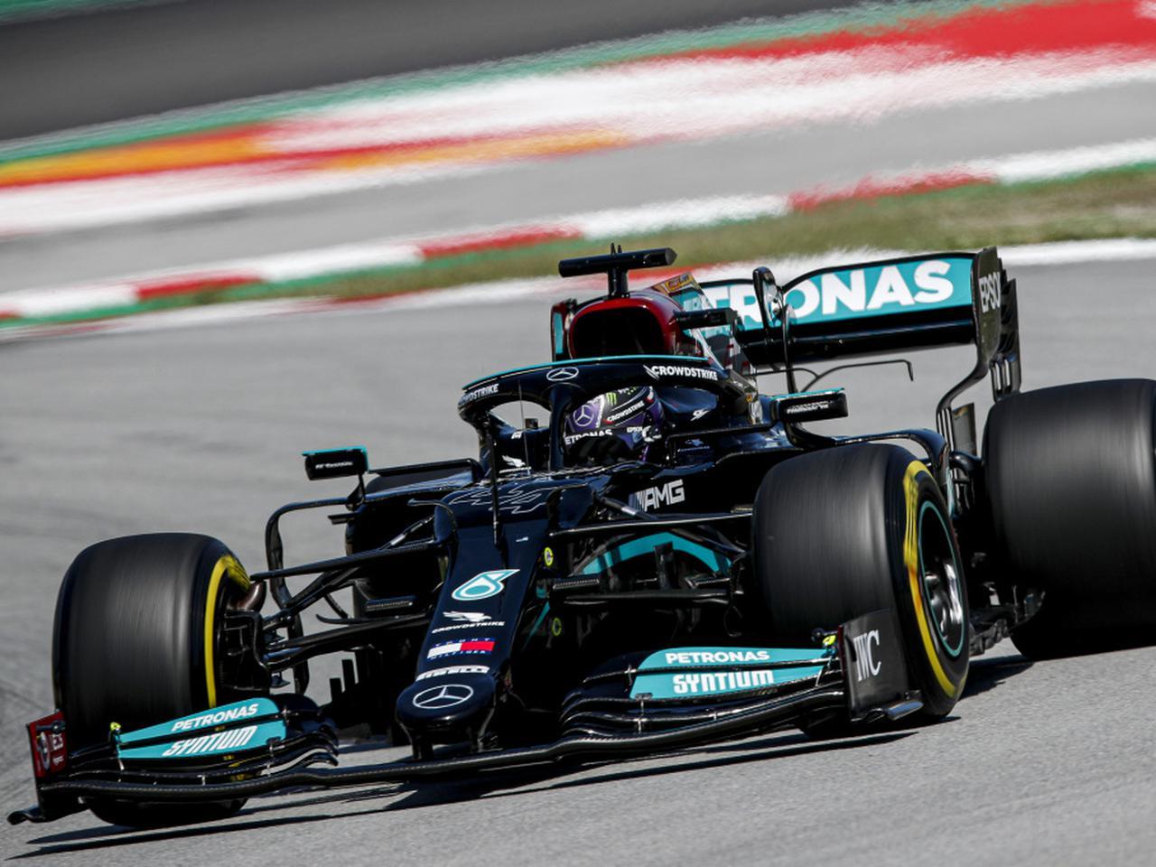 2021年F1第4戦スペインGP予選、ハミルトンが通算100回目のポール、フェルスタッペンはわずかに届かず【モータースポーツ】