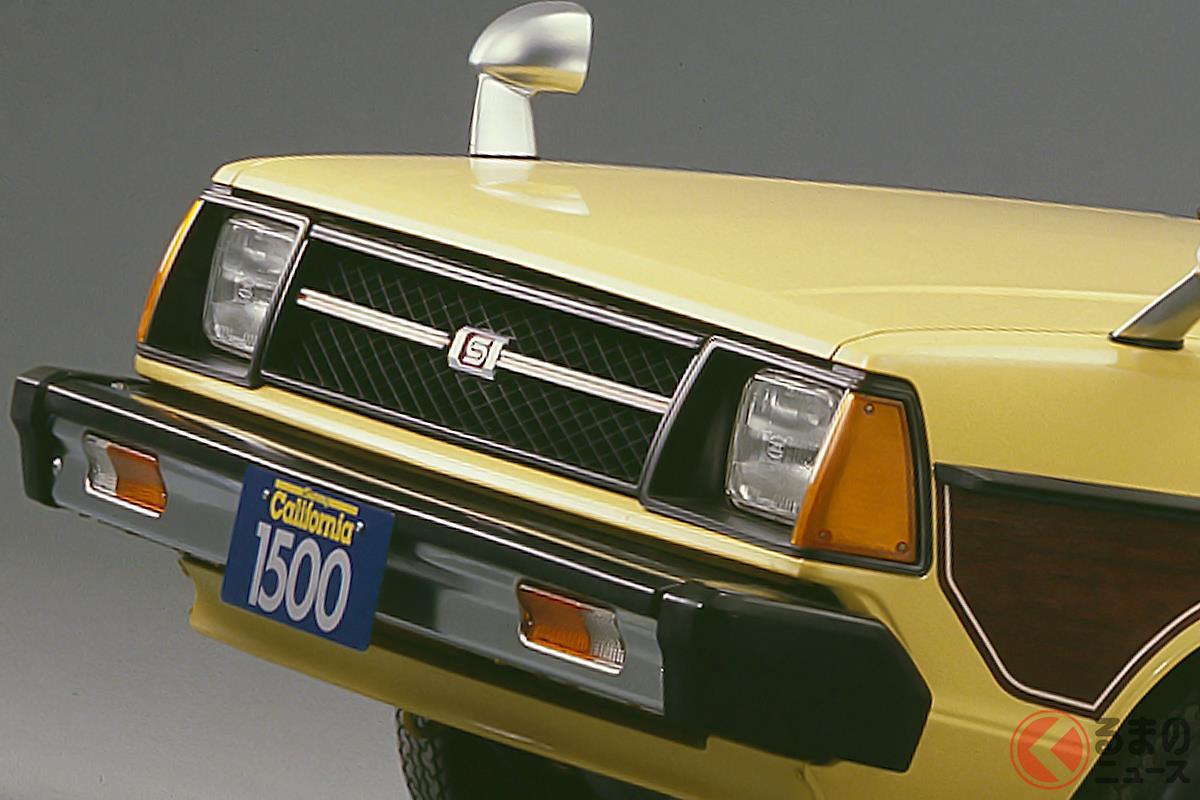 最後のFRモデルとなった日産を代表する大衆車とは? 「310型 サニー」を振り返る