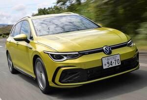 こっちが本命!? 新型VWゴルフヴァリアントはカローラツーリングより上か?
