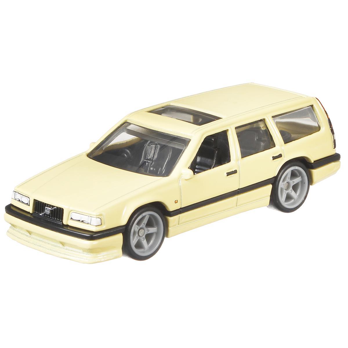 ホットウィール最新作! 高性能ワゴン車をラインアップした「ファスト・ワゴン」が3月下旬より発売